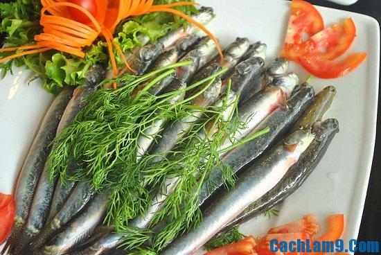 Nguyên liệu nấu lẩu cá kèo