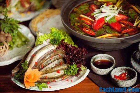 Hướng dẫn cách nấu lẩu cá kèo