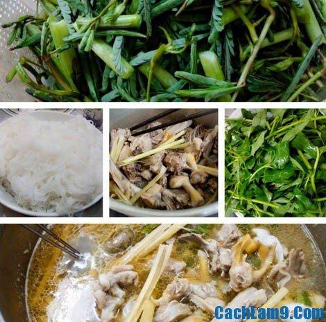 Hướng dẫn cách nấu lẩu vịt ngon