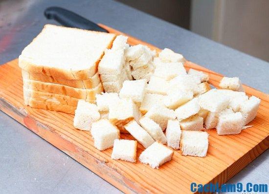 Nguyên liệu làm món gà tây nhồi thập cẩm