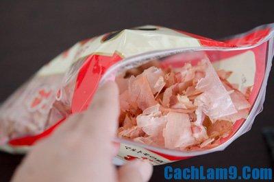 Nguyên liệu làm mì udon kim chi