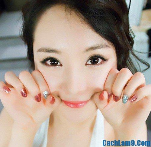 Tô son lòng môi kiểu hồng cam