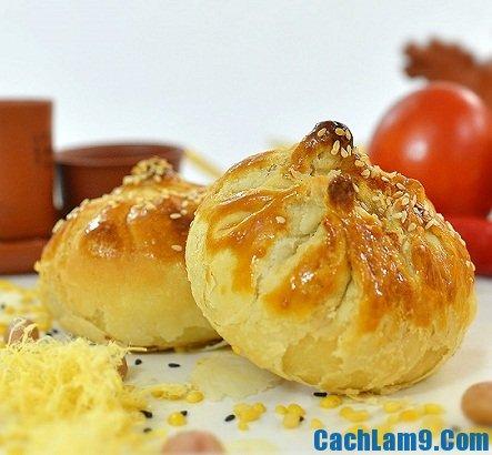 Cách làm bánh bao nướng