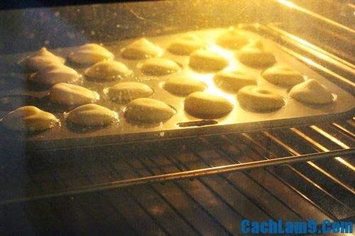 Hướng dẫn làm bánh muffin mini