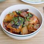 Cách làm cá kho kiểu Hàn