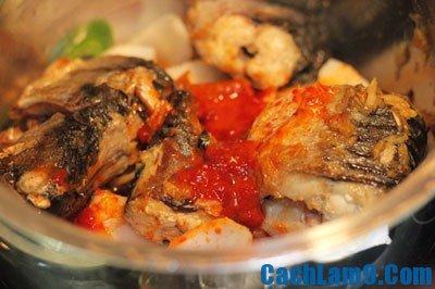 Hướng dẫn làm cá kho kiểu Hàn