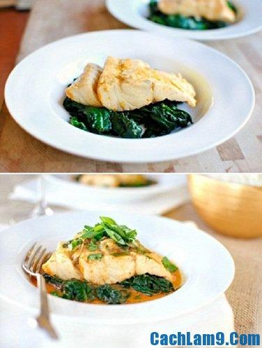 Cách làm cà ri cá