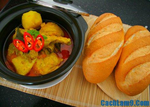 Cách làm cà ri gà thơm ngon ấm bụng ngày đông