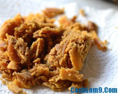 Hướng dẫn làm bánh Kuih Dadar