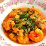 Cách làm cà ri tôm chua cay đặc biệt