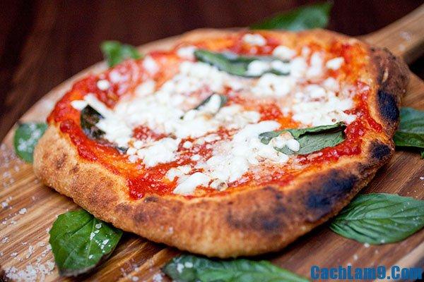 Hướng dẫn làm pizza rán