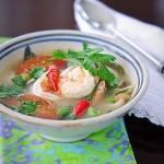 Cách nấu canh Tom Yum Goong ngon chuẩn vị người Thái