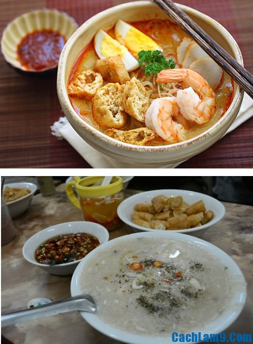 Quán ăn ngon, rẻ nên đến nhất khi du lịch miền đông Singapore