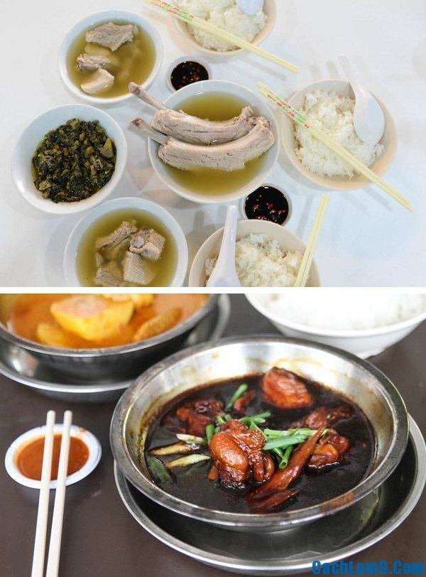 Địa chỉ ăn uống ngon, rẻ không thể không đến khi du lịch phía đông Singapore