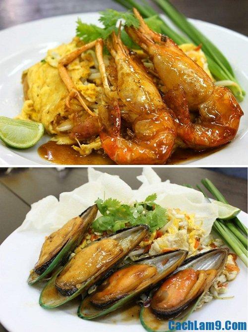 Địa chỉ quán Pad Thái ngon và hút khách nhất Bangkok