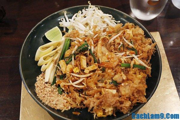 Nhà hàng Pad Thai được khách du lịch Bangkok yêu thích nhất