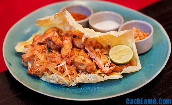 Nhà hàng Pad Thai tuyệt vời nhất ở Bangkok