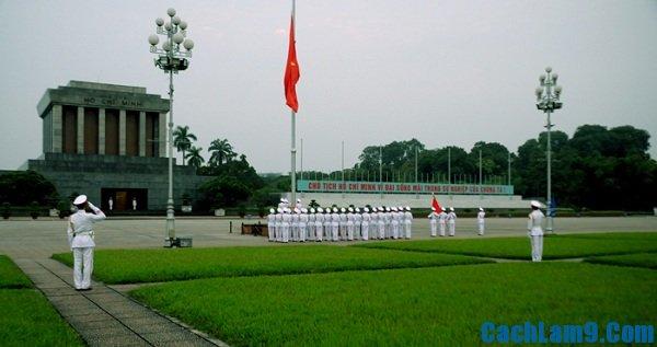 Địa điểm tham quan, vui chơi khi du lịch Hà Nội