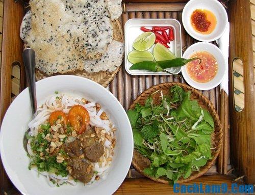 Du lịch Đà Nẵng nên ăn món gì?