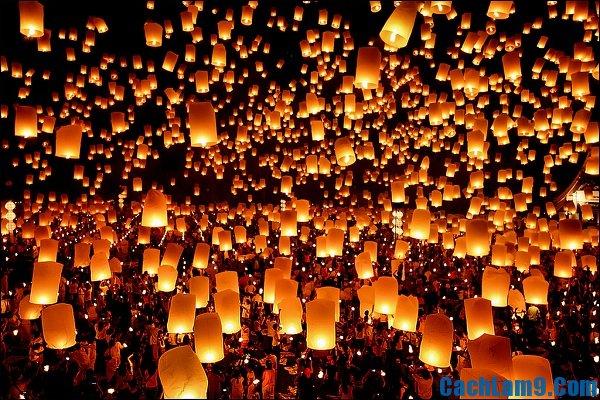 Lễ hội truyền thống độc đáo và thú vị nhất định phải tham gia khi du lịch Bangkok, Thái Lan