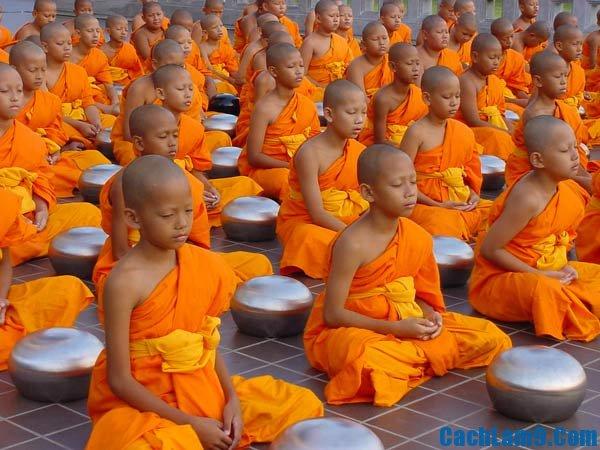 Du lịch Bangkok mùa lễ hội