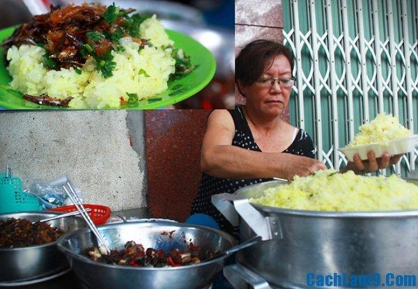 Món ăn sáng độc đáo và phổ biến ở Nha Trang