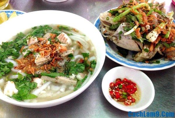 Địa chỉ quán bánh canh cá lóc ngon, rẻ được đánh giá cao ở Nha Trang