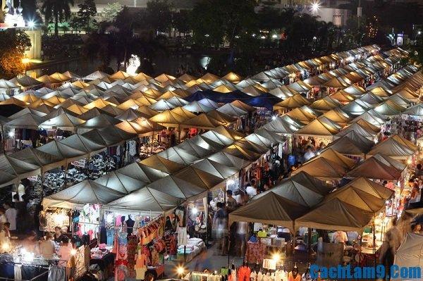 Những khu mua sắm giá rẻ nên đến nhất khi du lịch Bangkok