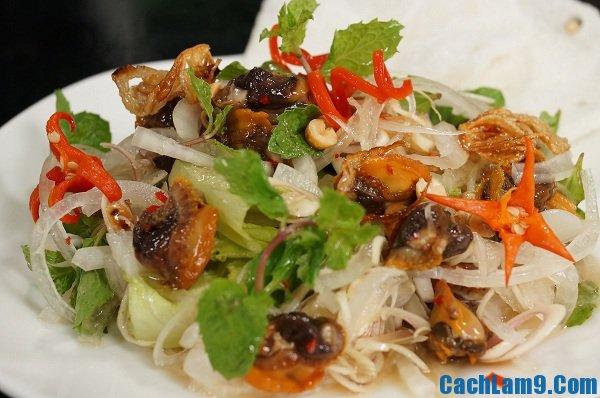 Các món hải sản thú vị, hấp dẫn nhất Nha Trang