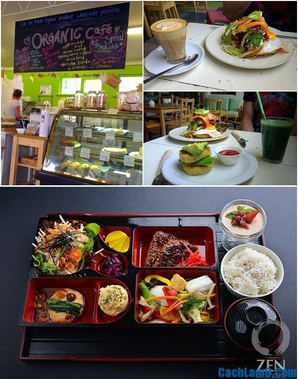 Những quán chay được yêu thích và hút khách nhất Singapore