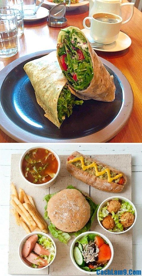 Địa chỉ ăn chay chất lượng được ưa chuộng nhất Singapore