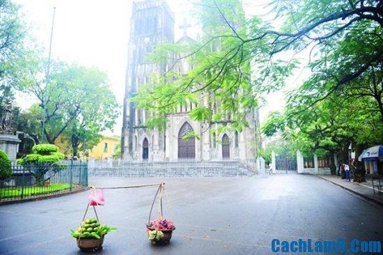 Phương tiện di chuyển khi đi du lịch Hà Nội