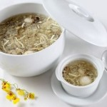 Cách nấu súp nấm đậu hũ sò điệp