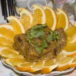 Cách làm vịt nấu cam
