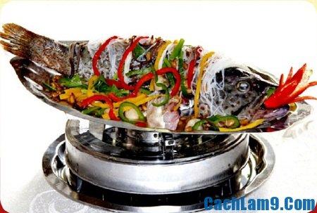 Cách làm cá mú hấp miến ngon tuyệt cho bữa tối