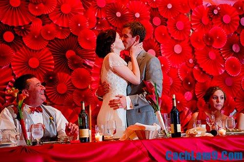 Cách làm hoa đám cưới trang trí đẹp lung linh