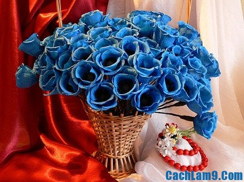 Hướng dẫn làm hoa poppy