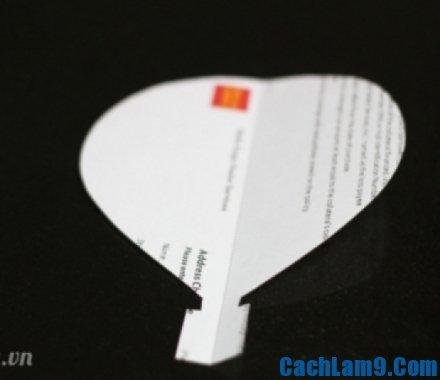 Hướng dẫn làm khinh khí cầu bằng giấy