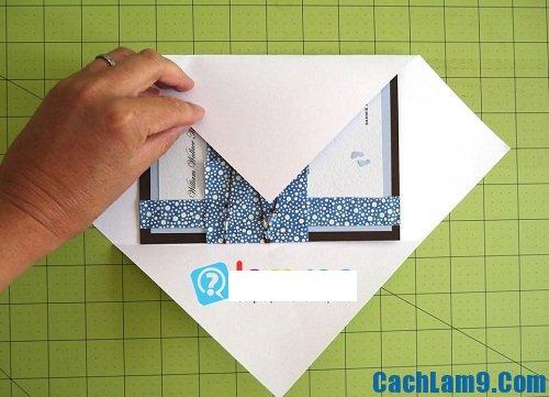 Как сделать конверт своими рукам на день рождения 462