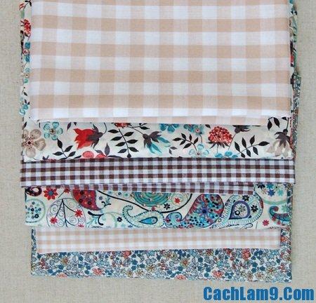Cách may khăn yếm tuyệt đẹp cho bé yêu