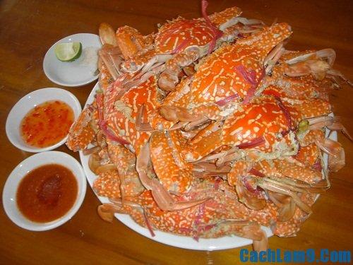 Cách pha nước chấm hải sản hấp