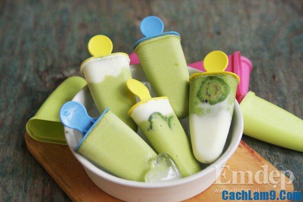 Cách làm kem bơ sữa chua cực ngon và đơn giản ngay tại nhà