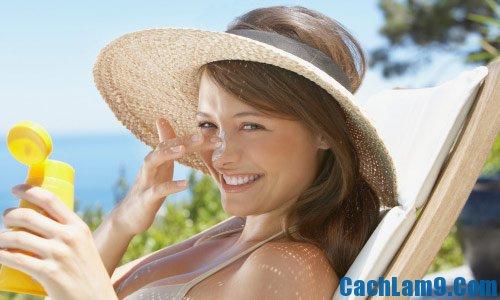 Cách khắc phục vùng da bị cháy nắng đơn giản, hiệu quả: Làm sao để khắc phục làn da cháy nắng nhanh nhất