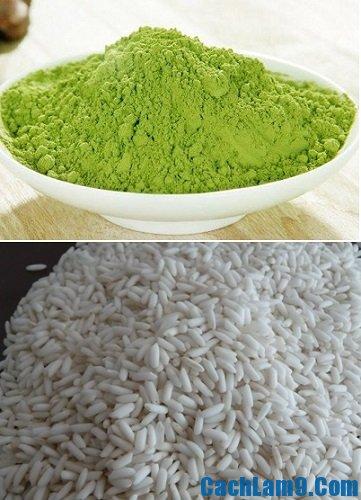 Nguyên liệu nấu xôi trà xanh là gì? Cách nấu xôi trà xanh ngon, đơn giản