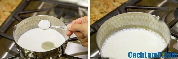 Cách pha latte trà xanh thơm ngon: Hướng dẫn làm latte trà xanh đúng vị