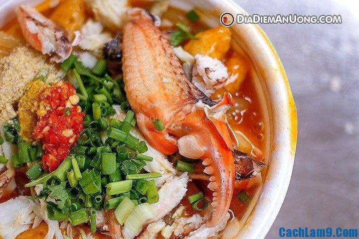 Bánh canh cua Trang, banh canh cua Trang