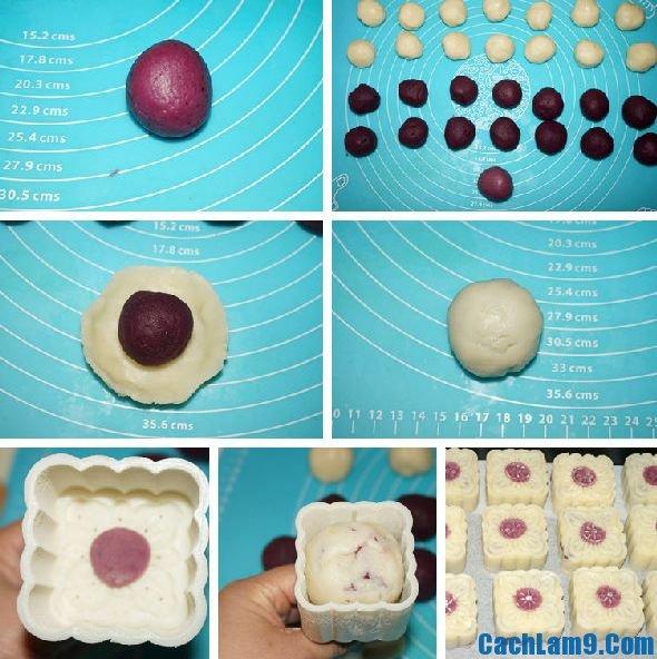 Hướng dẫn cách làm bánh dẻo khoai lang tím ngon: Bí quyết tự làm bánh dẻo khoai lang tím tại nhà ngon nhất