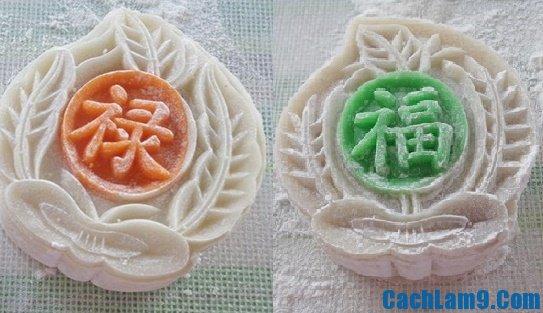Hướng dẫn cách làm bánh dẻo Nhật tại nhà ngon dẻo: Làm bánh dẻo Nhật nhân dịp trung thu