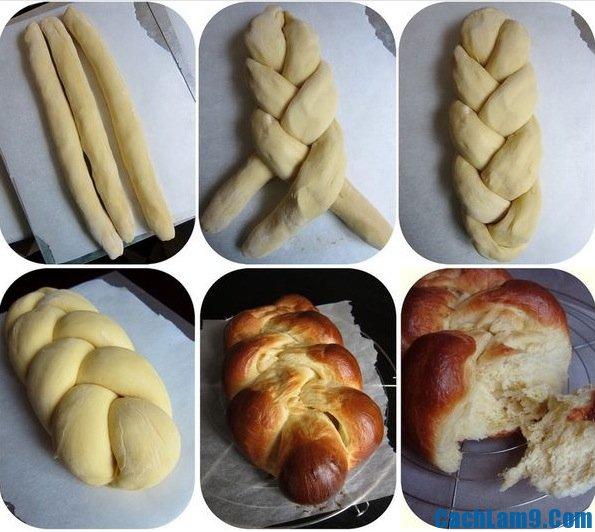 Hướng dẫn cách làm bánh mì hoa cúc đơn giản, hấp dẫn: Mẹo làm bánh mì hoa cúc ngon