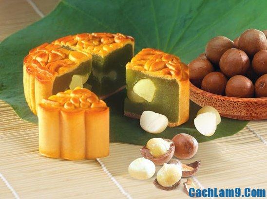 Cách làm bánh nướng nhân hạt sen đơn giản, thơm ngon: Bí quyết làm bánh nướng nhân hạt sen